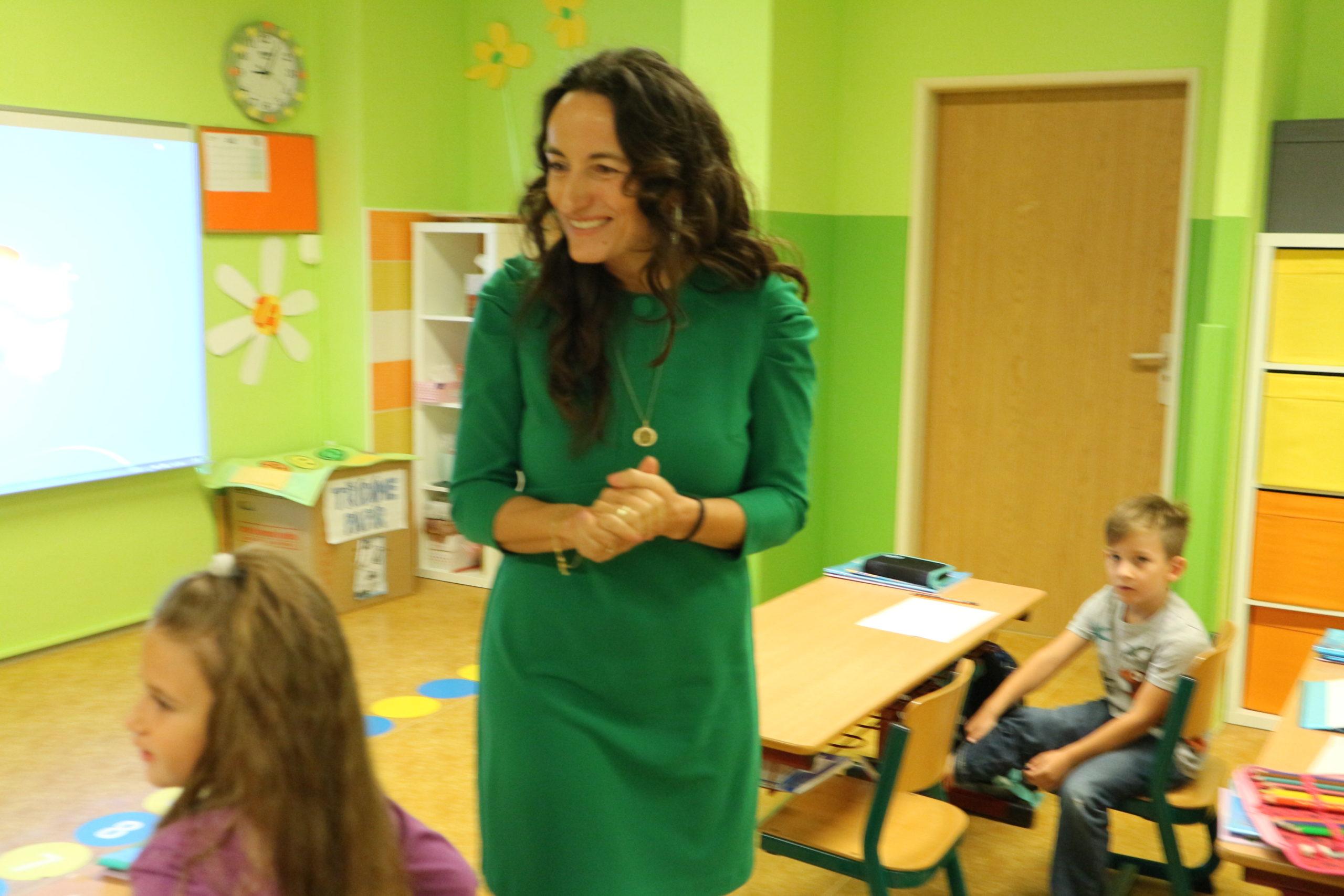 První třídy Základní školy Edvarda Beneše v Opavě!