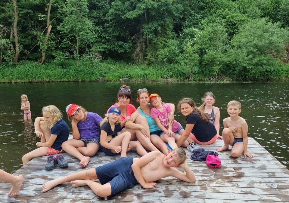 Škola v přírodě – 1. a 3. A